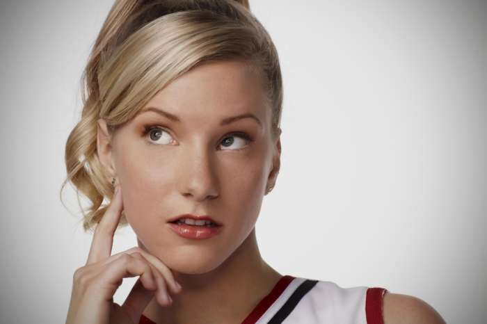 Heather Morris Says Glee Co-Stars' Prayers Called Naya Rivera 'Out Of The Water'