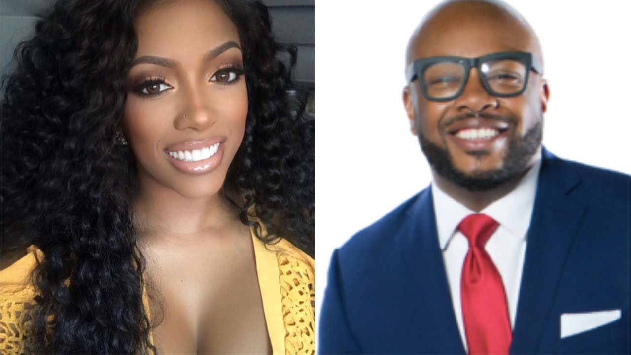 Porsha Williams Wishes A Happy Birthday To Dennis McKinley