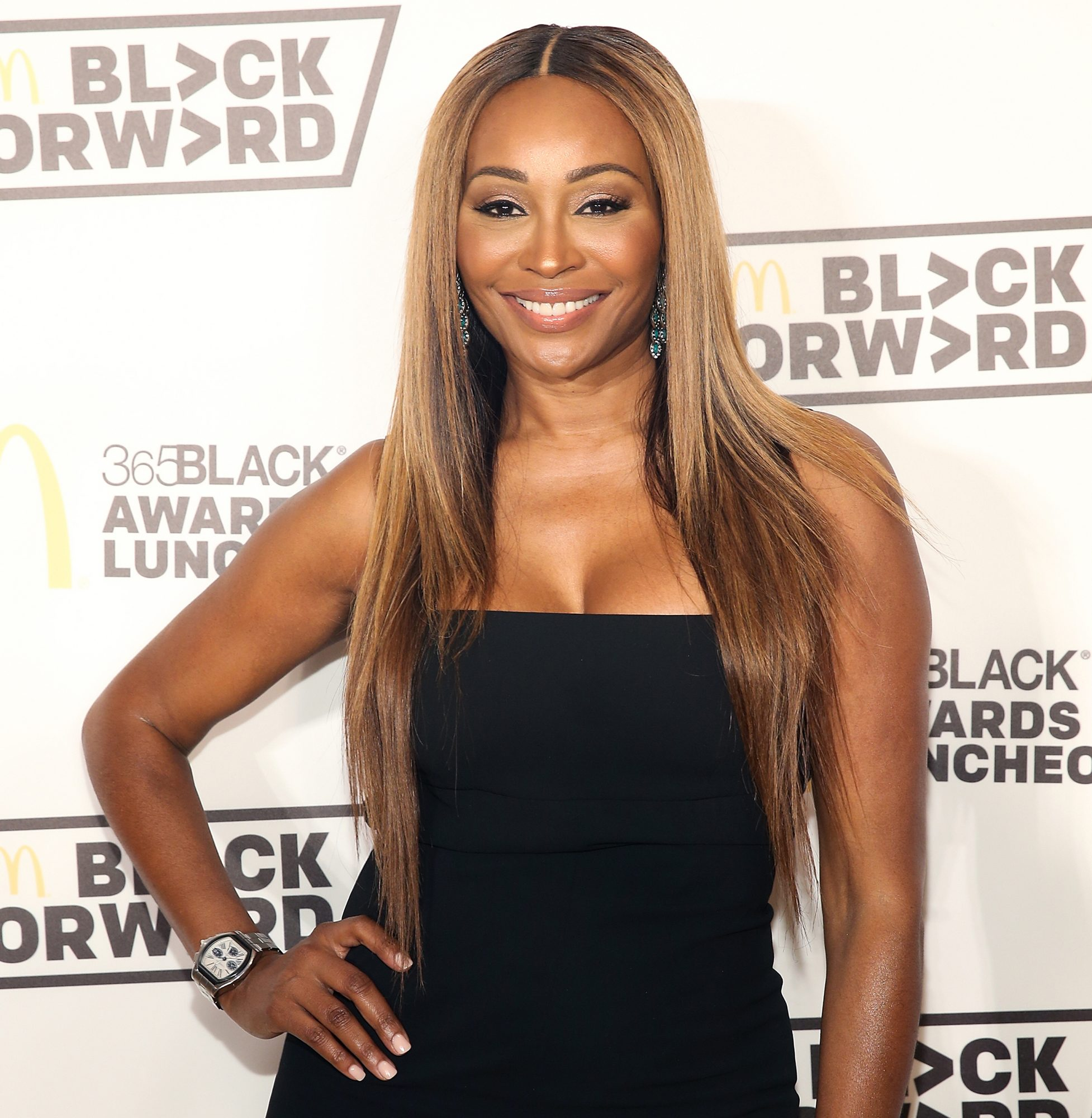 Cynthia Bailey Has The Best Time Talking RHOA And Covid-19 On Sam Rubin's TV Show