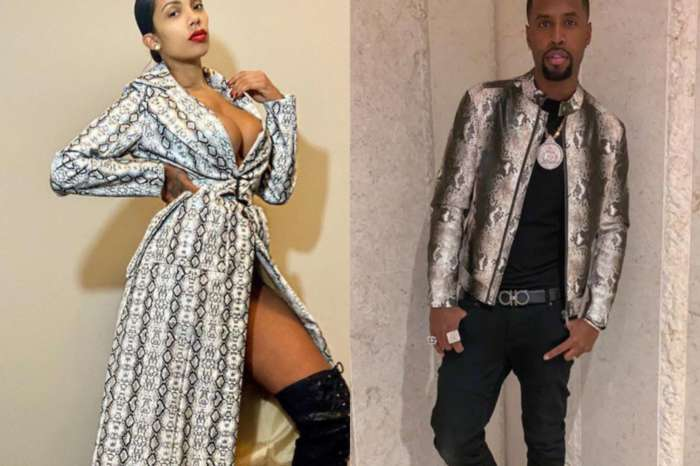 Safaree Proudly Shares A Clip In Front Of His And Erica Mena's Gorgeous New Home