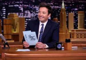 Jimmy Fallon Returns To The Studio For The Tonight Show, But With Significant Changes