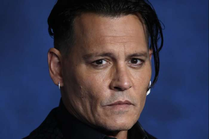 Is The Courtroom Sketch Of Johnny Depp Really From The Trial?