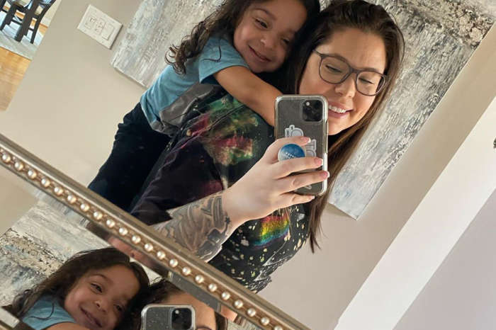 Kailyn Lowry's Son Lux Channels Several Disney Characters With His Long Straightened Hair - Does He Look More Like 'Tarzan, Mowgli, Baby Aquaman Or Maui?'