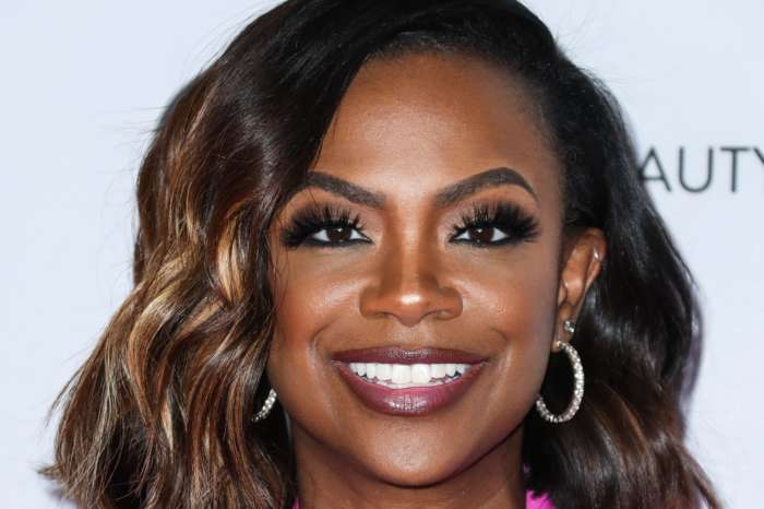 Kandi Burruss Explains Why Things Got Heated Between Her Husband, Todd Tucker