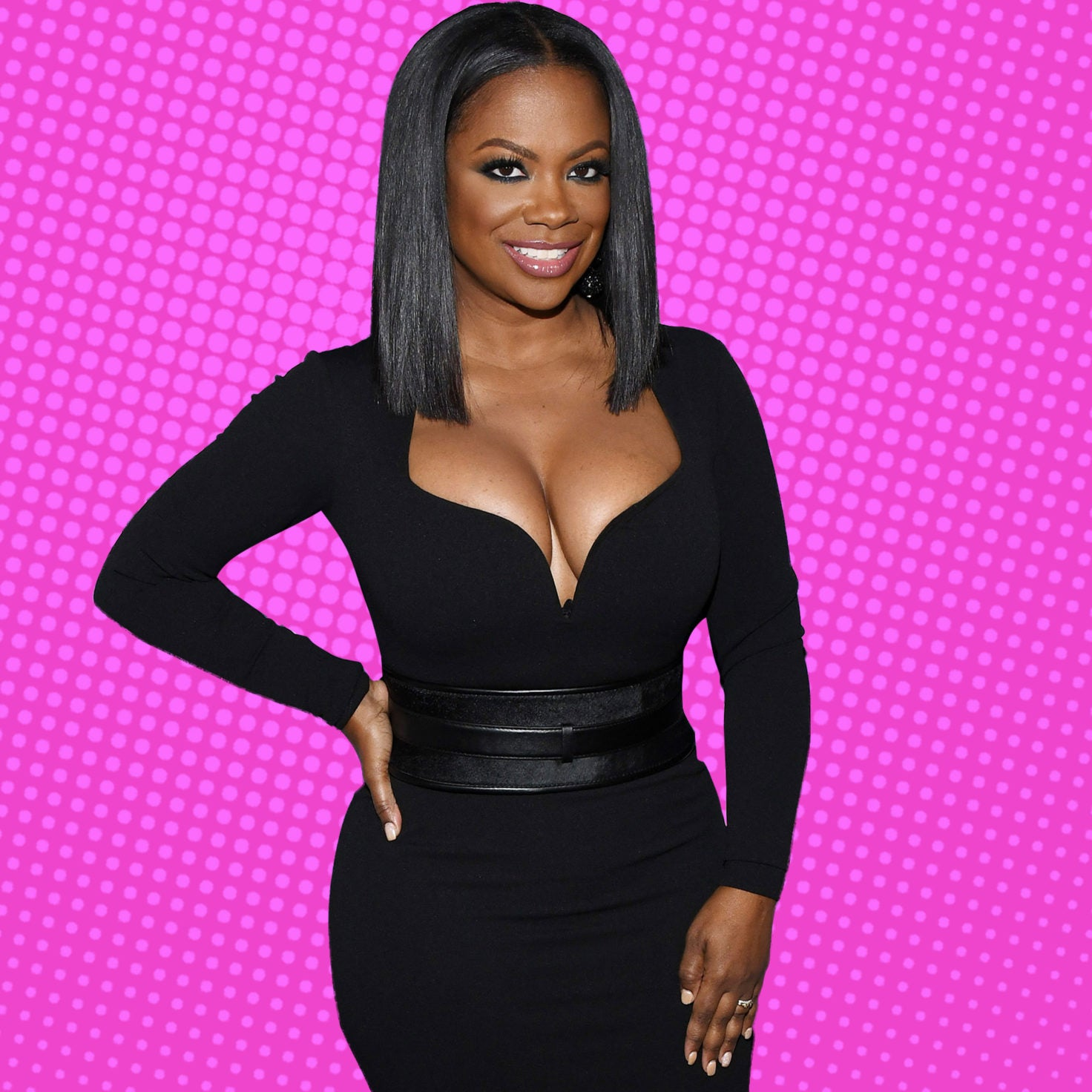 Kandi Burruss Hangs Out With Her BFF And Fans Adore Them