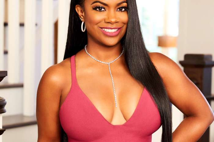Kandi Burruss' Fans Can Catch Her Today On The Chi