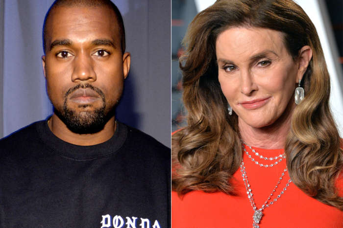 Caitlyn Jenner Says She'd Love To Be Kanye West's Running Mate!