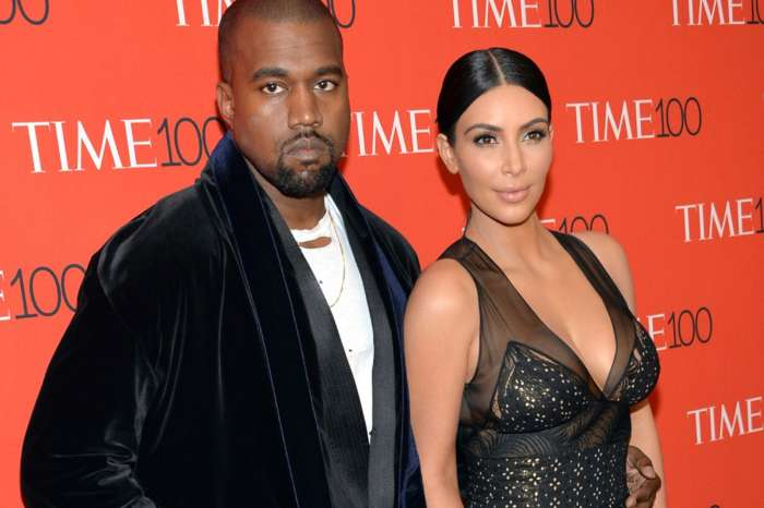 Kim Kardashian West Finally Reacts To Viral Video Of Kanye West's Epic Meltdown During Presidential Campaign Rally In South Carolina