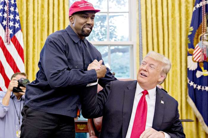 Donald Trump And Kanye West Have Voters Theorizing That They Are In Cahoots To Rattle The Election