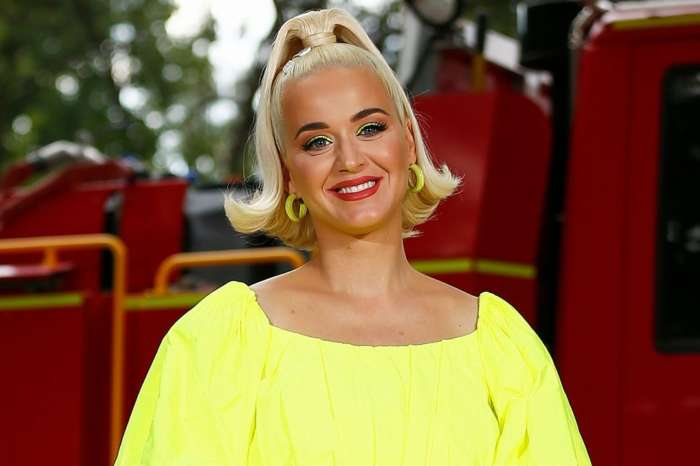 Katy Perry Opens Up About Gaining Pregnancy Weight - Says She's 'Grateful' For Her Body
