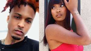 Keke Palmer And August Alsina Pic Resurfaces - She Reveals If They Dated!