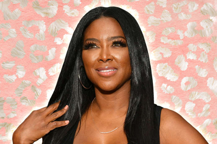Kenya Moore Makes Fans Smile With Another Throwback Video