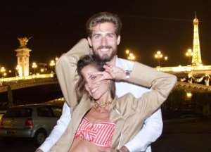 Izabel Goulart Flaunts Her Incredible Curves In New Photos As Fiancé Kevin Trapp Celebrates His Birthday In Mykonos