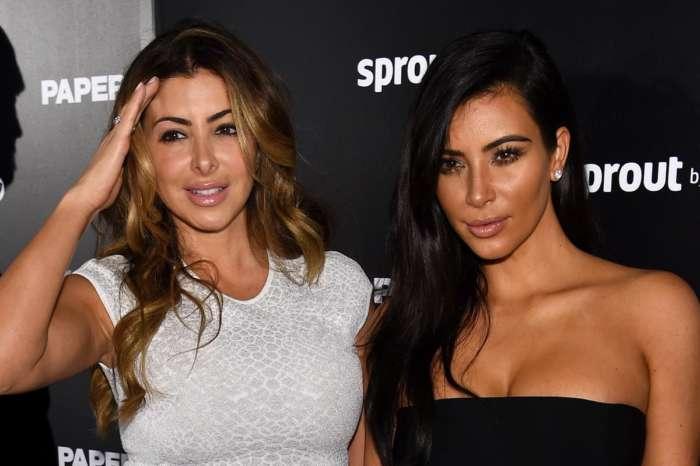 Kim Kardashian And Larsa Pippen Aren't 'Close' Friends Sources Say