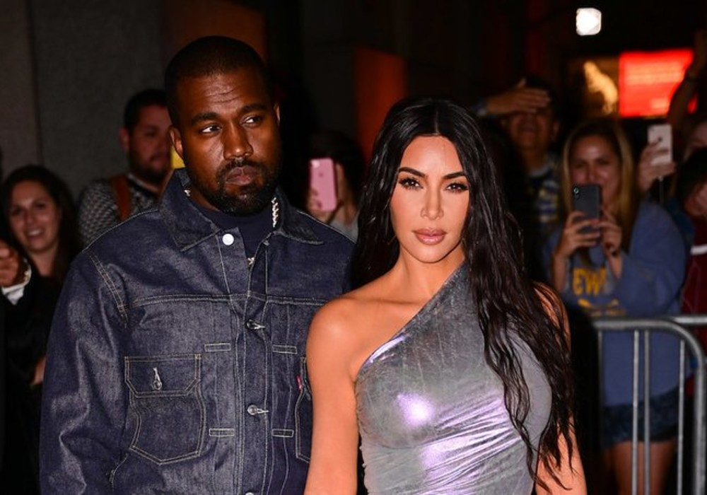 Kim Kardashian Is Meeting With Divorce Lawyers As Kanye West Hints He's Postponing His Presidential Run Until 2024