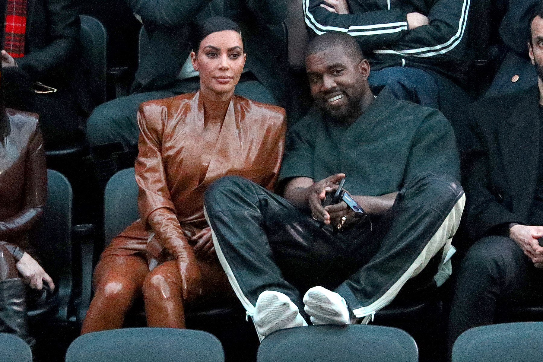 Kim and Kanye May Have Been Living Apart For A Year