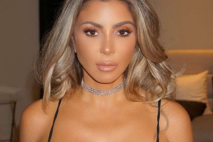 Larsa Pippen Looks Incredible In Tiny Bathing Suit And Reveals Her Fitness Secrets!