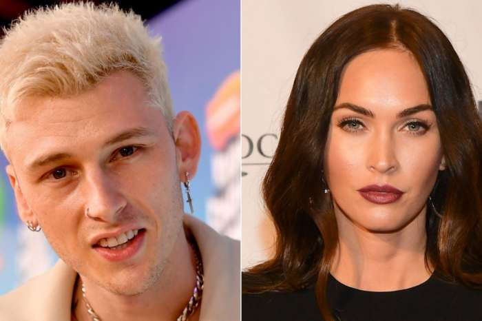 Machine Gun Kelly Gushes Over Megan Fox In Their First Instagram Post As A Couple!