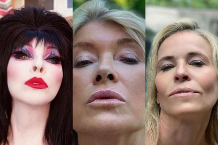 Martha Stewart's Sultry Pool Selfie Is Being Memed By Chelsea Handler, Elvira, And More And Martha Isn't Having It