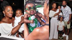Todd Tucker's Clip Featuring Baby Girl Blaze Will Melt Your Heart - Check Out Kandi Burruss' Sweet Daughter Being A Whole Mood