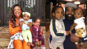 Kandi Burruss Praises Her Kids, Ace And Blaze Tucker - See The Sweet Photos