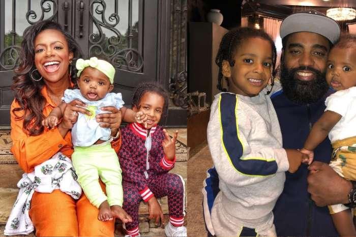 Kandi Burruss Praises Her Kids, Ace And Blaze Tucker - See The Sweet Photos