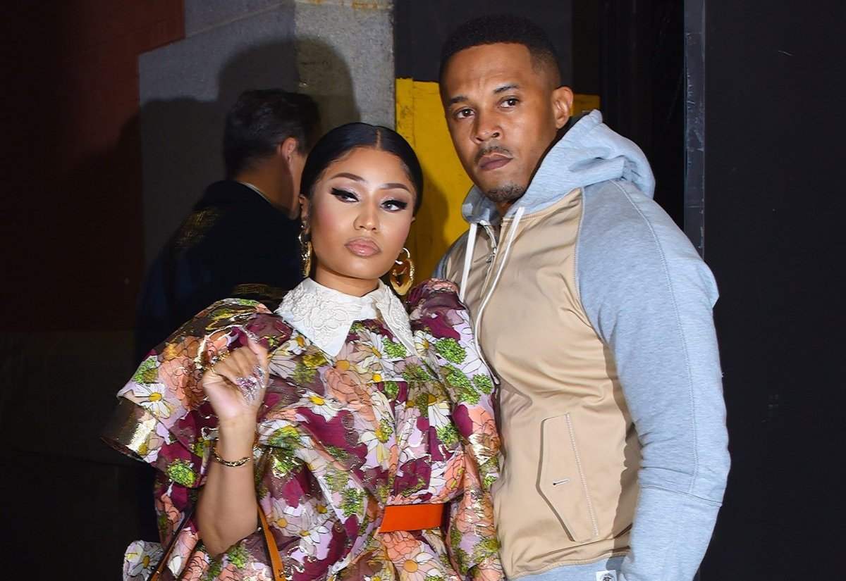 Nicki Minaj Shows Fans More Baby Bump Photos Are Fans Are In Awe