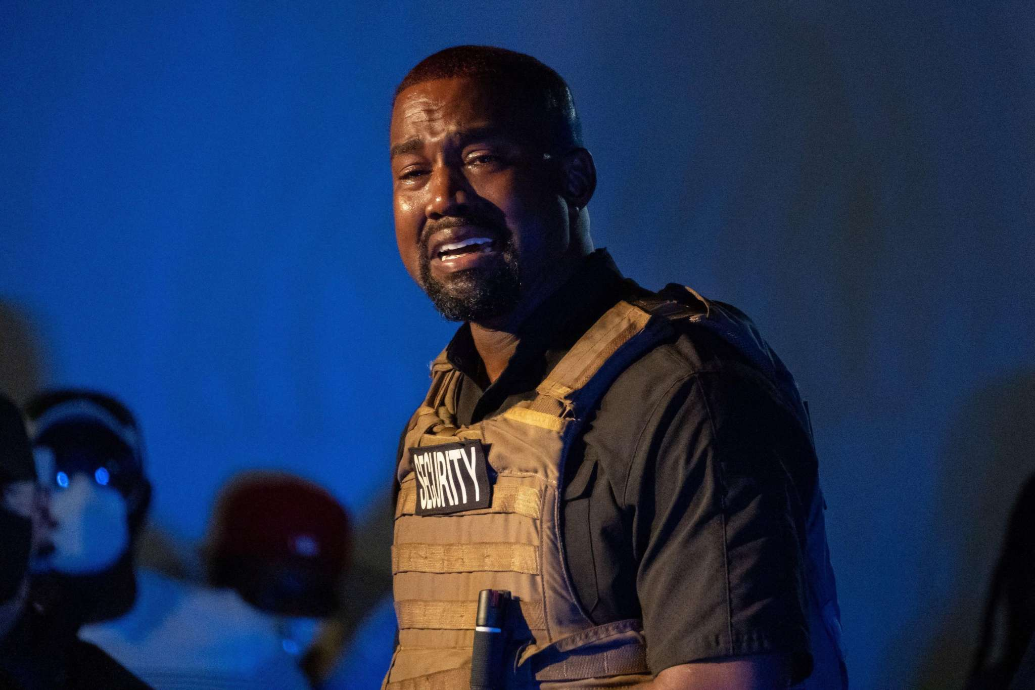 Kanye West Has A Twitter Meltdown! He Says Kim Kardashian Tried To Lock Him Up And More