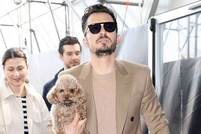 Orlando Bloom Posts Emotional Message About His Missing Dog