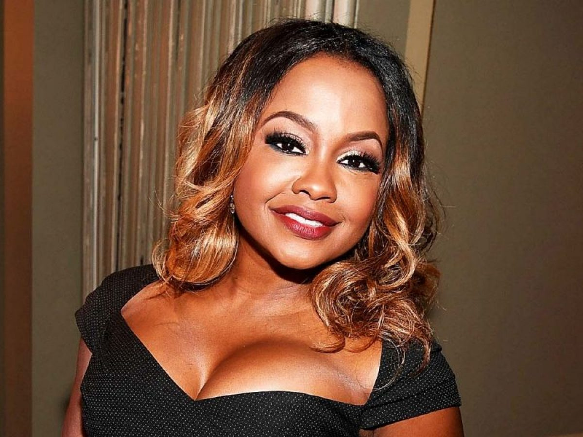 Phaedra Parks Is Praying For Her People