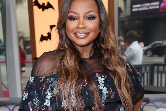 Phaedra Parks Makes Fans Excited With This Video