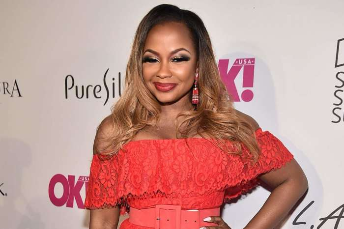 Phaedra Parks Was A Part Of The Virtual World Tour Dance Party