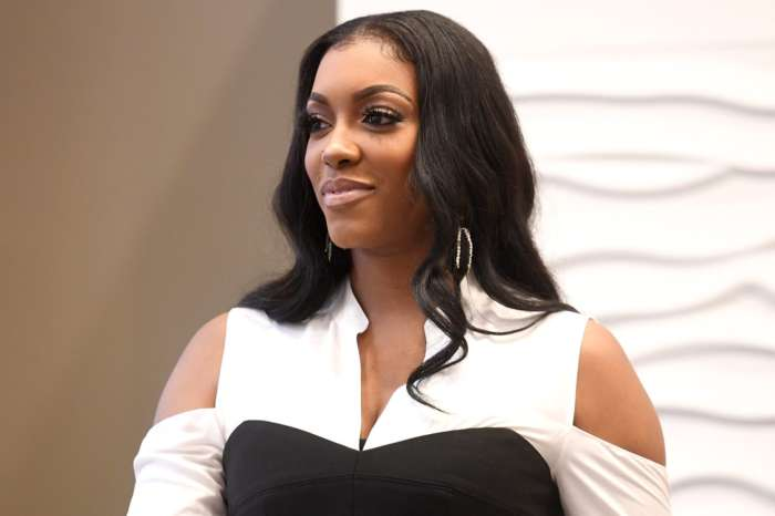 Porsha Williams Looks Amazing With These Tattoos - See The Photo