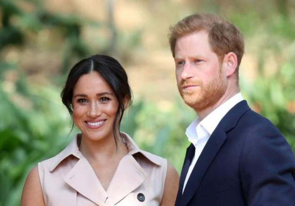 Prince Harry & Meghan Markle Distance Themselves From New Tell-All Book