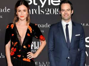 Bill Hader And Rachel Bilson Split After 1 Year