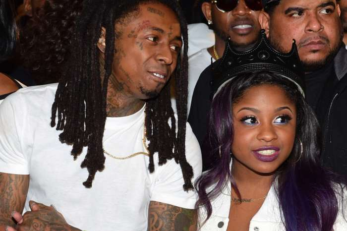 Reginae Carter's Photo With Her Dad, Lil Wayne Makes Fans Laugh
