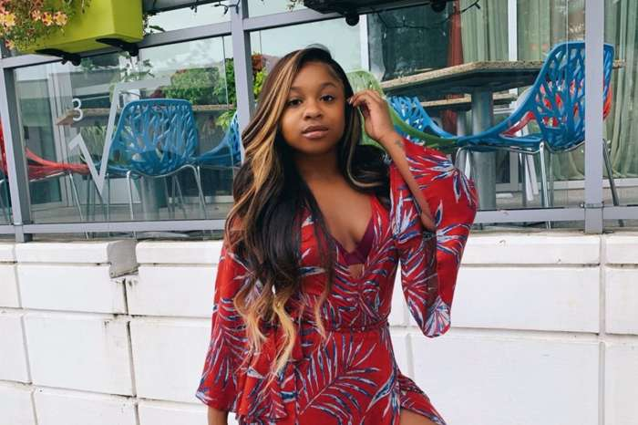 Reginae Carter Surprises Fans With A Whole New Look