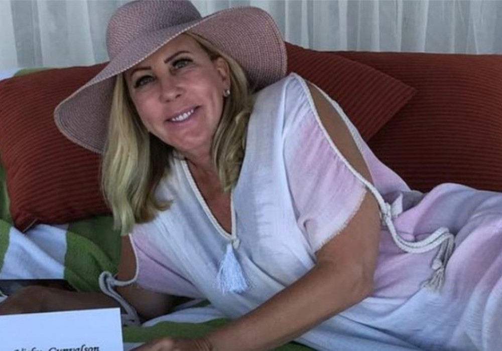 RHOC Alum Vicki Gunvalson Wants To Get To Know Her Fans, Reveals How To Get In Touch With Her