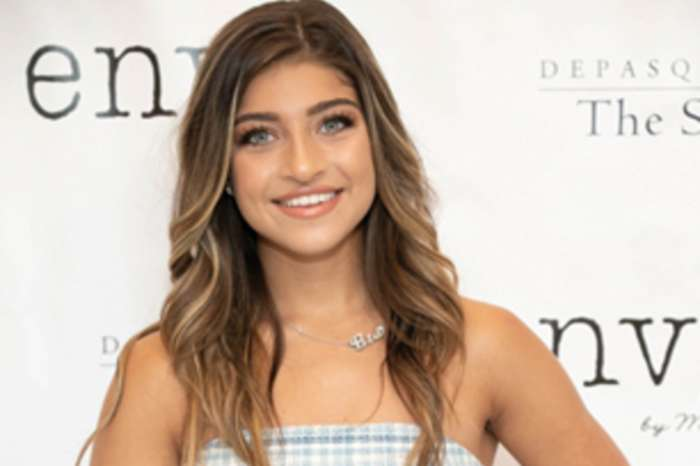 RHONJ- Teresa & Joe Giudice's Oldest Daughter Gia Reveals She Had Plastic Surgery And Says She's Never Been Happier