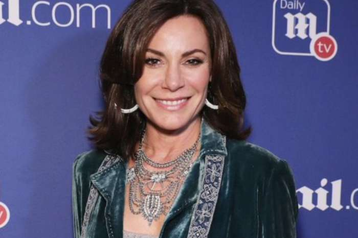 RHONY Star Luann De Lesseps Is Staying Sober During Quarantine Because Otherwise She Would Be 'Drinking A Lot'