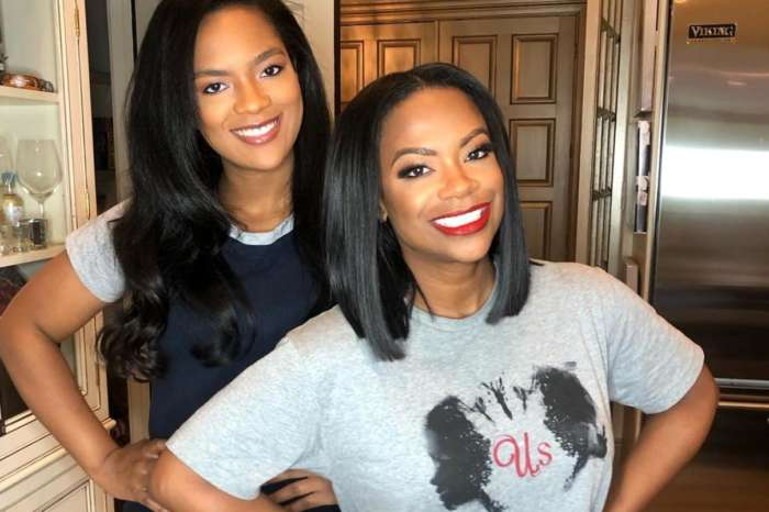 Kandi Burruss And Daughter Riley Take On TikTok Dance Challenge And Fans Can't Get Over How Grown Up The Teen Looks!