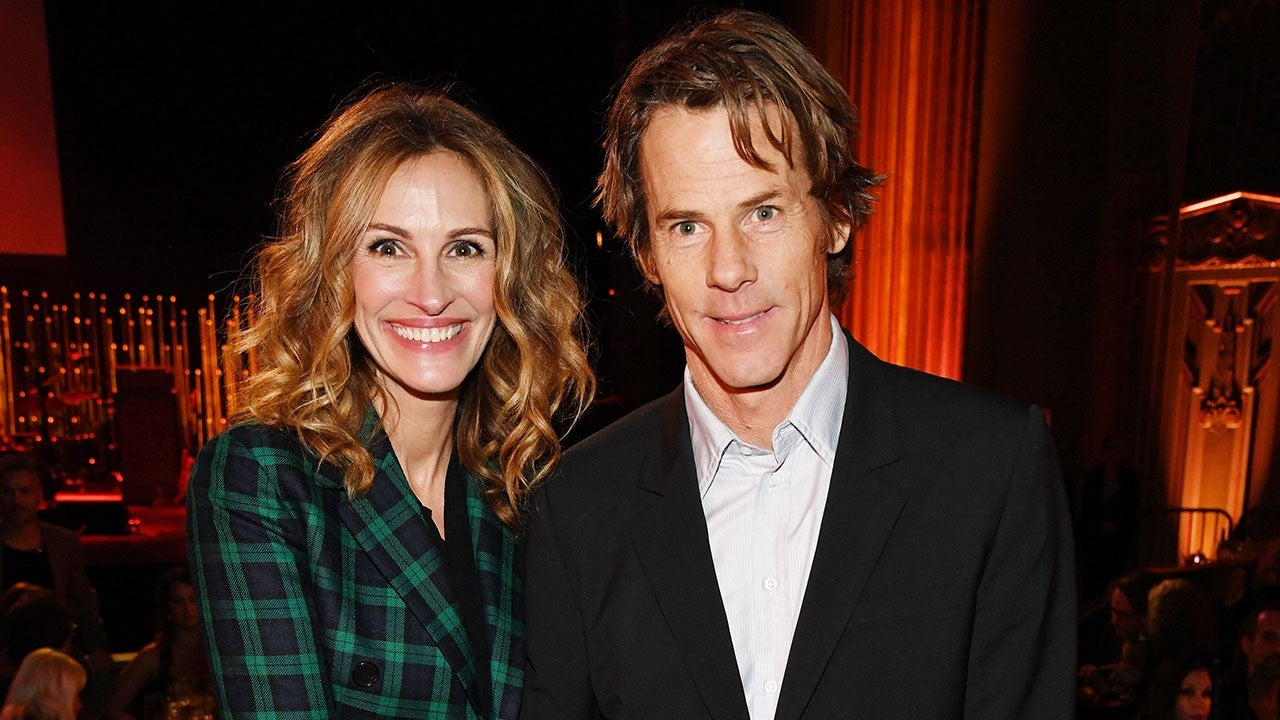 Julia Roberts Shares Rare Photo With Husband Daniel on 18th Wedding Anniversary