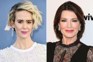 Lisa Vanderpump Brings Proof She Wasn't Mean To Sarah Paulson Despite Actress' Claim!