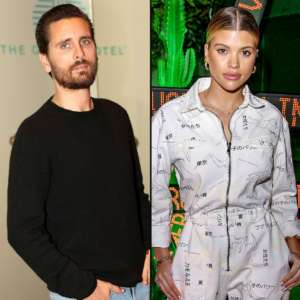 Sofia Richie And Scott Disick Apparently Spending Time Watching TV Together At His Place After Split - Back Together?