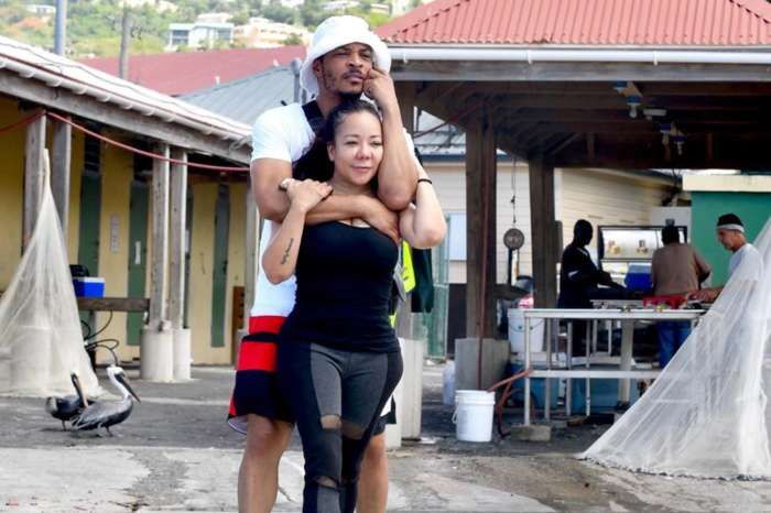 Tiny Harris Posed In Revealing Bathing Suit Photos With Husband T.I. That Have Fans Saying She Will Get Pregnant Again