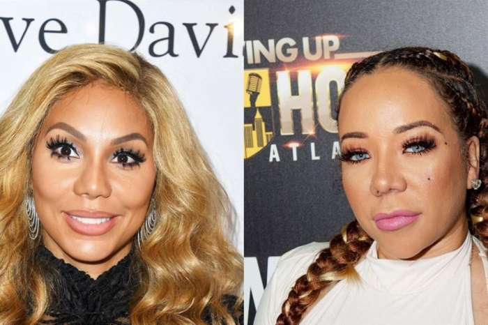 Tiny Harris Sends Love And Prayers To Tamar Braxton, Following Her Alleged Suicide Attempt