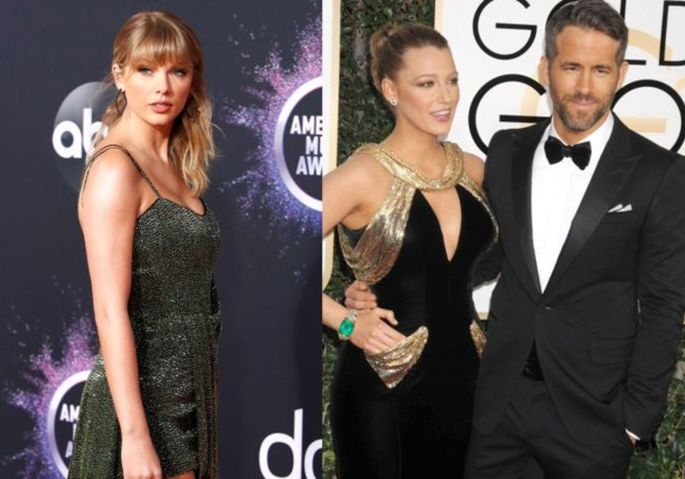 Taylor Swift Fans Believe She Revealed The Secret Name Of Ryan Reynolds And Blake Lively S Third Child On Folklore Celebrity Insider