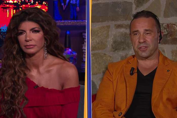 Teresa Giudice's Ex Joe Giudice Leaves A Flirty Comment Under Her Latest Sultry Pic!