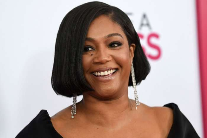 Tiffany Haddish Smiles Big As She Reveals She Is 'Just Loving' Her New Look