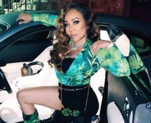 Tiny Harris Shows Her Curves In New Bathing Suit Photos That Create Plastic Surgery Chatter - Tamar Braxton Has T.I.'s Wife's Back